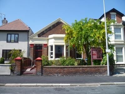Thumbnail Office for sale in 30A Raikes Parade, Blackpool, Lancashire