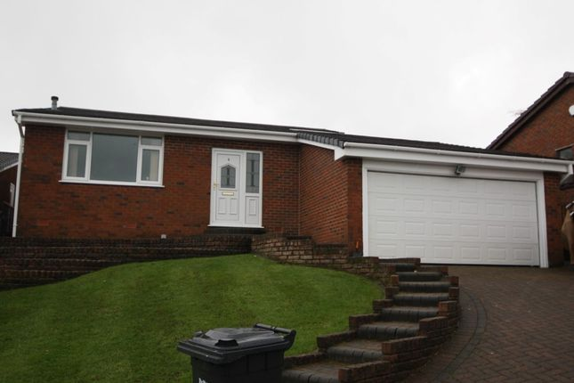 Thumbnail Detached house to rent in Milverton Close, Lostock