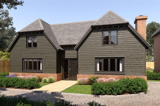 Thumbnail Detached house for sale in Norsey Grange, Billericay, Essex