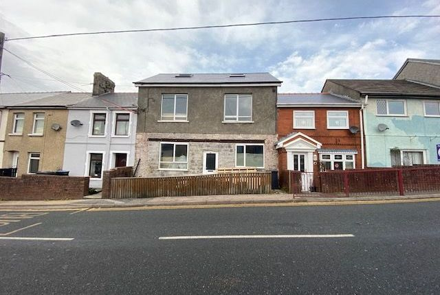Thumbnail Terraced house for sale in Beaufort Hill, Beaufort, Ebbw Vale