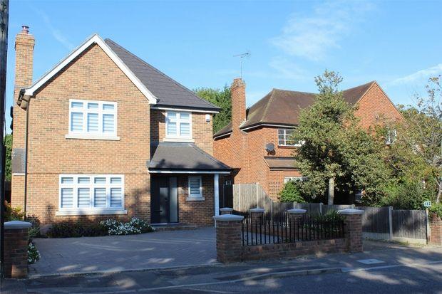 Thumbnail Detached house for sale in Marshall Road, Rainham, Gillingham, Kent