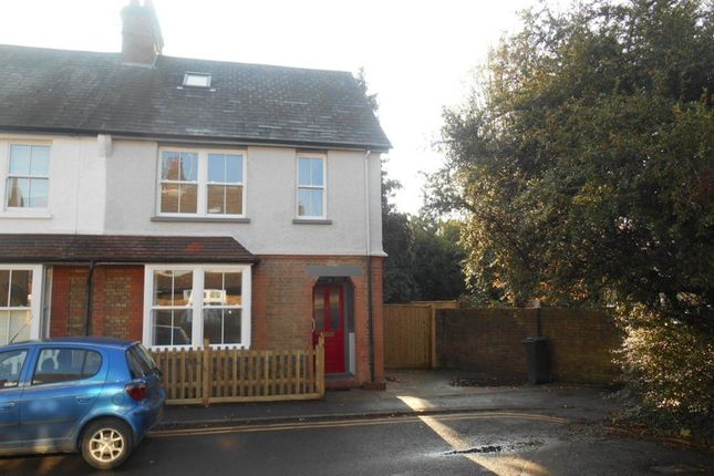 Thumbnail Property to rent in Ebury Road, Rickmansworth