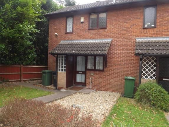 Thumbnail End terrace house for sale in Kendal Grove, Solihull, West Midlands