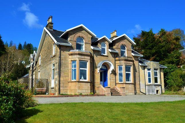 Thumbnail Detached house for sale in Shore Road, Clynder, Argyll & Bute