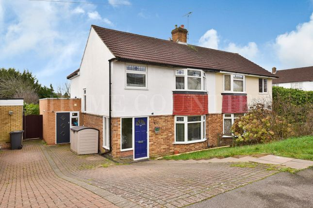 Thumbnail Semi-detached house to rent in Tempest Avenue, Potters Bar