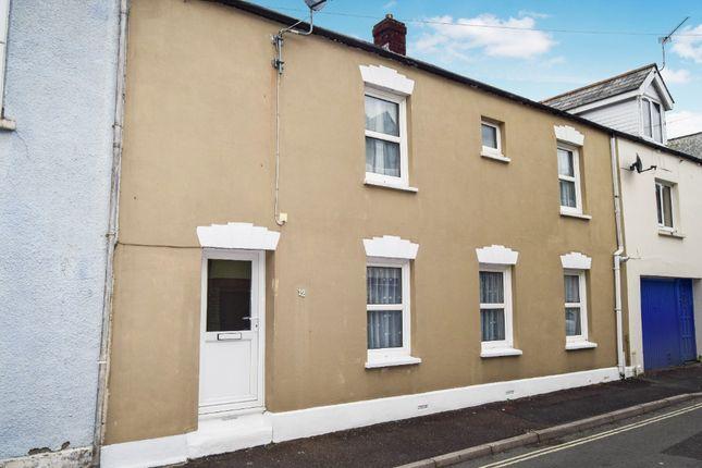 Thumbnail Terraced house to rent in Higher Church Street, Barnstaple
