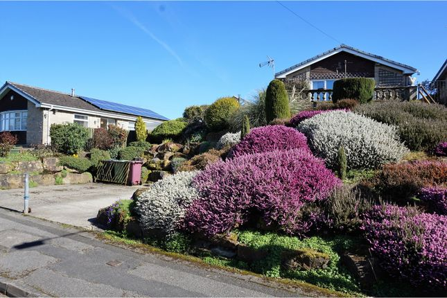 Thumbnail Detached bungalow for sale in Church Lane, Temple Normanton, Chesterfield