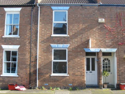 Thumbnail Terraced house to rent in Clapham Street, Leamington Spa