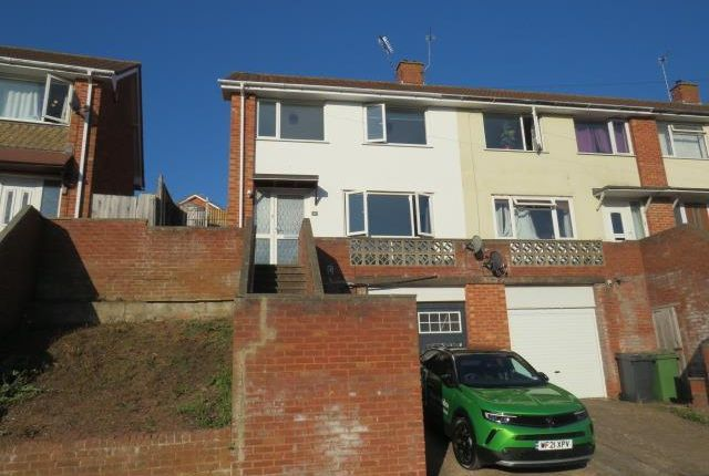 Thumbnail Property to rent in Iolanthe Drive, Exeter
