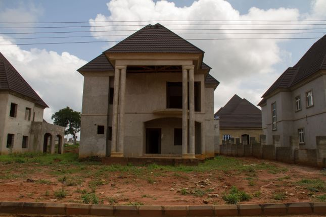 Thumbnail Detached house for sale in 01B, Airport Road Abuja, Nigeria