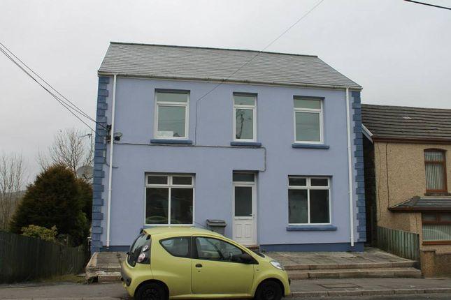 Thumbnail Flat to rent in Park Street, Lower Brynamman, Ammanford