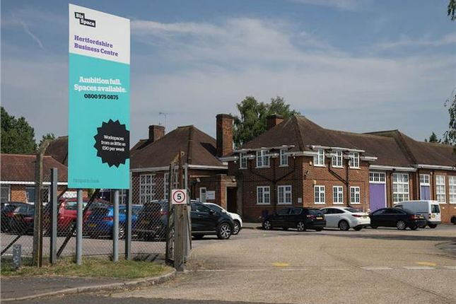 Thumbnail Office to let in Hertfordshire Business Centre, Alexander Road, London Colney, St. Albans, Hertfordshire