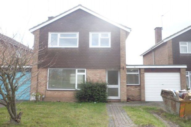 Thumbnail Detached house to rent in Wasdale Close, Leamington Spa