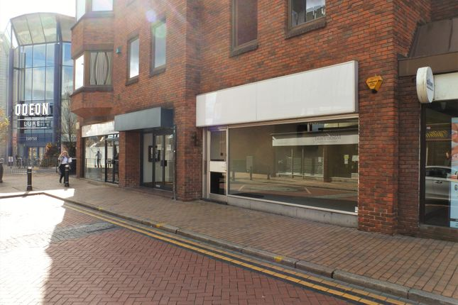 Thumbnail Retail premises to let in 34 King Street, Maidenhead, Berkshire, 1 Ef