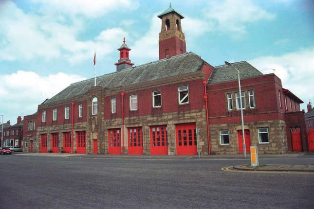 Thumbnail Land for sale in Former Rochdale Fire Station, Maclure Road, Rochdale. 1Dn.