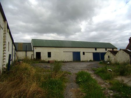 Thumbnail Barn conversion for sale in Throughgate, Dunscore, Dumfries