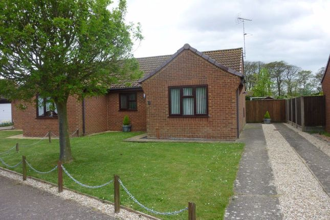 2 bed bungalow to rent in Gidney Drive, Heacham, King's Lynn PE31