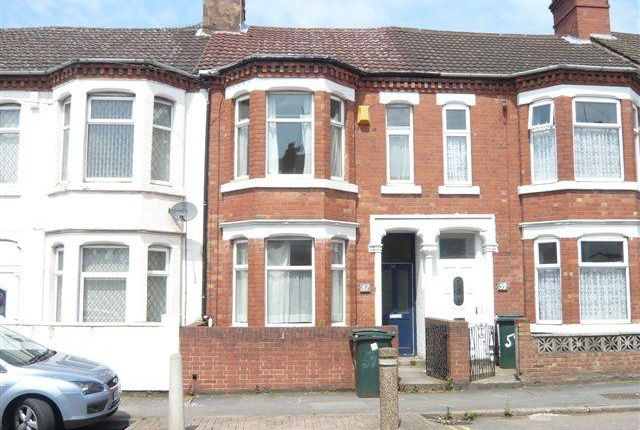 4 bed terraced house for sale in Widdrington Road, Coventry