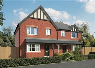 Thumbnail Semi-detached house for sale in New Chester Road, Bromborough, Wirral