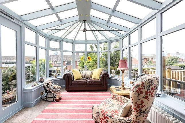 Conservatory of Broomfield Avenue, Hasland, Chesterfield, Derbyshire S41