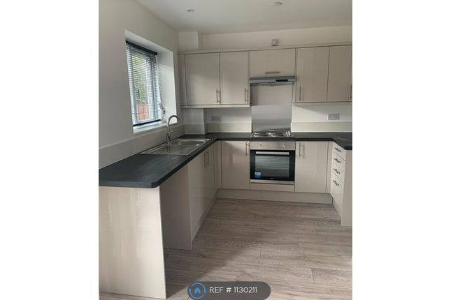 3 bed semi-detached house to rent in Garden City, Deeside CH5