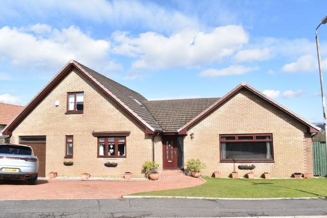 Thumbnail Detached house for sale in Garvel Road, Milngavie, East Dunbartonshire