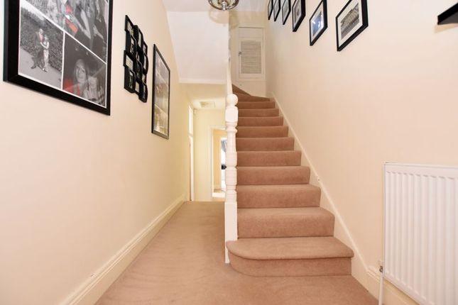 Hallway/Landing of Saltash Road, Keyham, Plymouth PL2