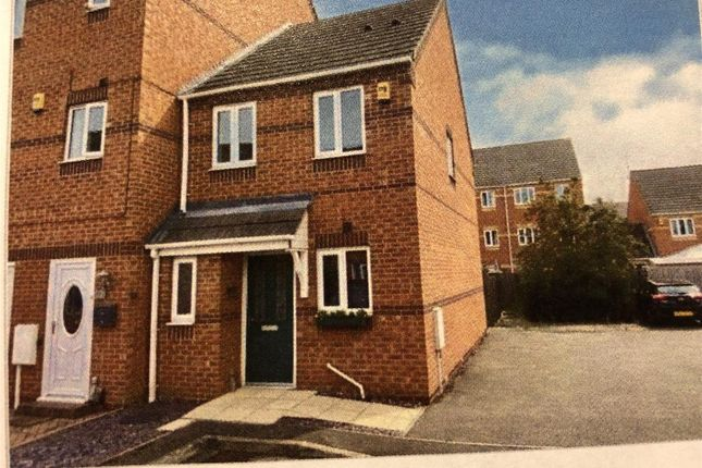 2 bed town house to rent in Bramble Court, Sandiacre, Nottingham NG10