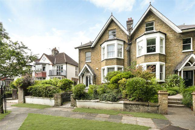 Thumbnail Semi-detached house for sale in Aberdeen Park, London