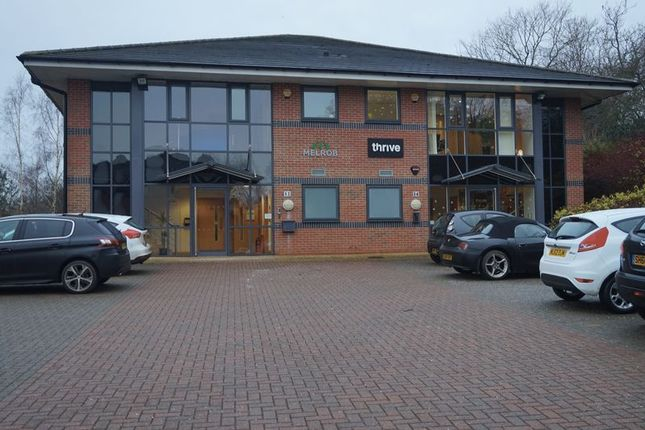 Thumbnail Office to let in Alexandria Way, Congleton