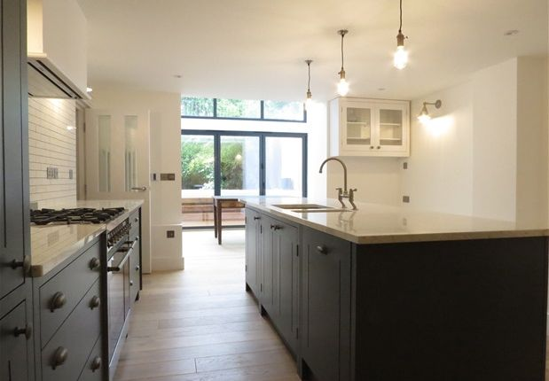 Thumbnail Property to rent in Newlands Park, London