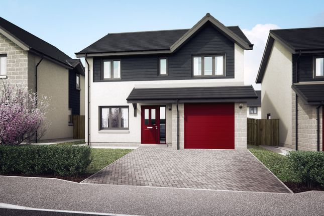 Thumbnail Detached house for sale in The Dee, Kinion Place, Aberdeen