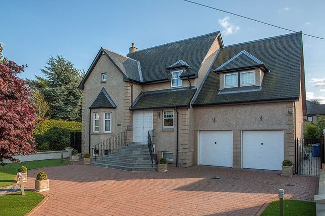 Thumbnail Detached house for sale in Mo Aisling, Acre Road, Muirhouses Village, Bo'ness