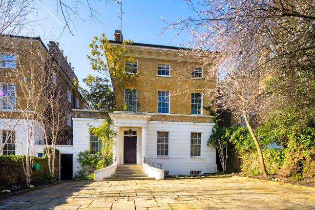Thumbnail Detached house for sale in Cavendish Avenue, St John's Wood, London