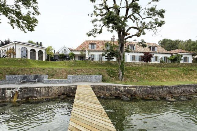 Thumbnail Detached house for sale in Bursinel, Geneva, Switzerland