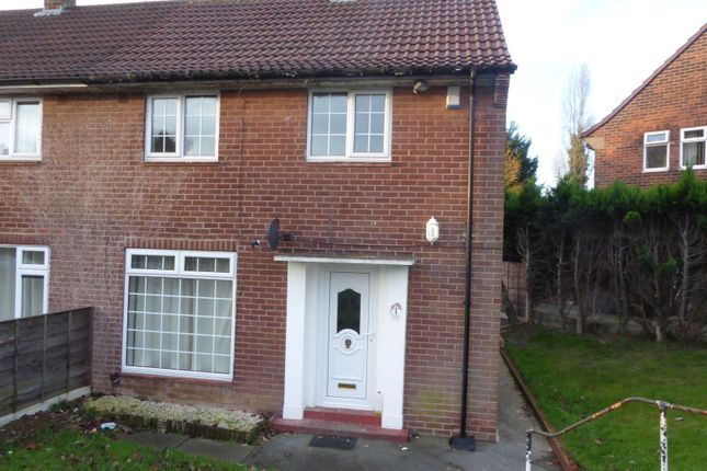 Thumbnail Semi-detached house to rent in Barncroft Gardens, Leeds