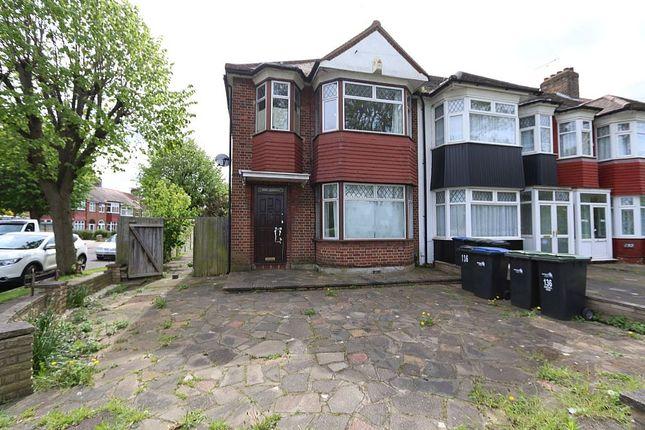 Thumbnail Semi-detached house for sale in Barrowell Green, London, London