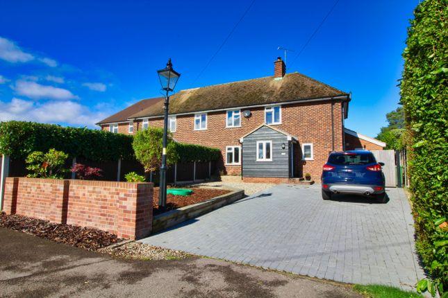 Thumbnail Semi-detached house for sale in Staplers Heath, Great Totham, Maldon