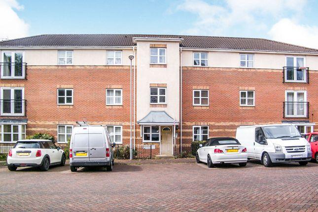 Flat for sale in Pagett Close, Hucknall, Nottingham