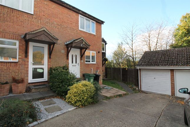 2 bed terraced house for sale in Micawber Close, Chatham, Kent