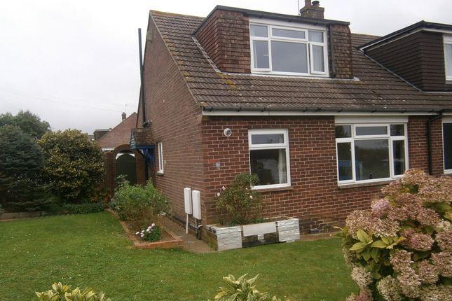 Thumbnail Semi-detached bungalow for sale in Richmond Rise, Portchester