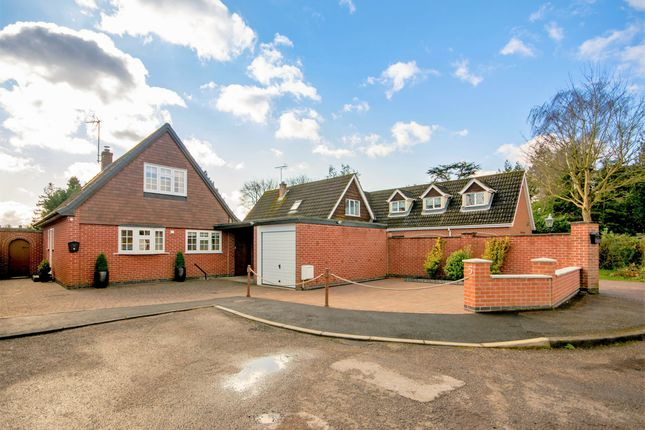 Thumbnail Detached house for sale in Yew Tree Close, Radcliffe-On-Trent