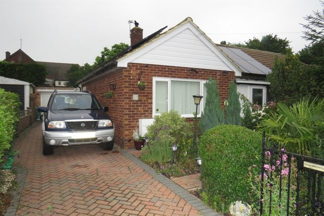 Thumbnail Semi-detached bungalow for sale in Boddington Gardens, Biggleswade