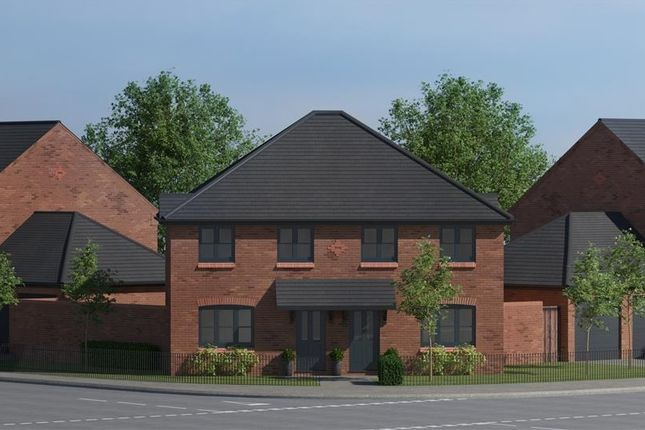 Thumbnail Semi-detached house for sale in Parkes Lane, Tipton