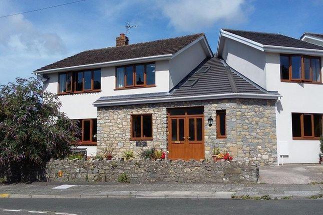 Thumbnail Detached house for sale in Boverton Road, Boverton, Llantwit Major