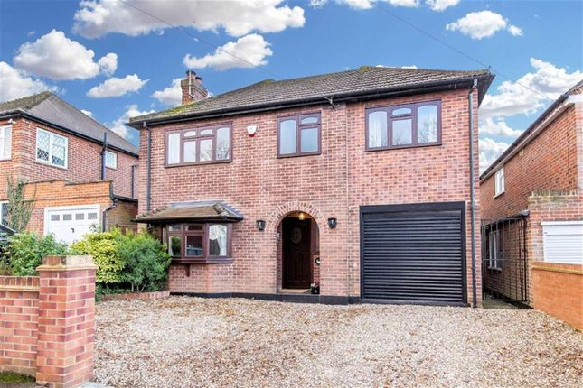 Thumbnail Detached house for sale in Crows Road, Epping, Essex