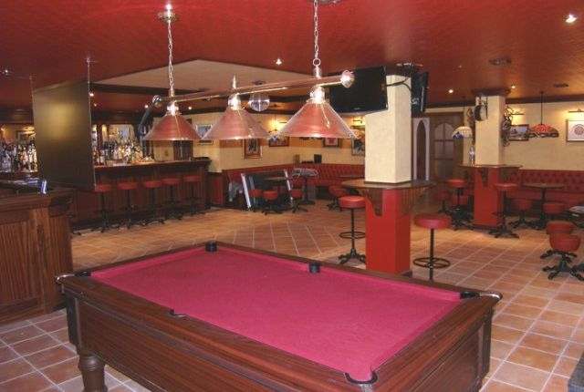 Bar And Pool Area