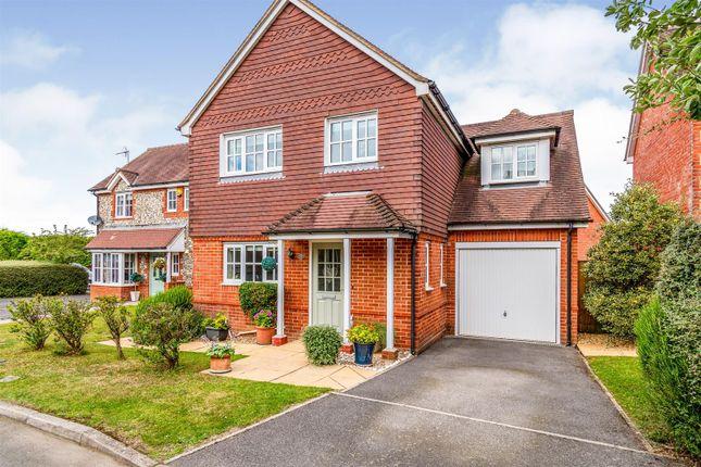 Thumbnail Detached house for sale in Bugdens Close, Amesbury, Salisbury