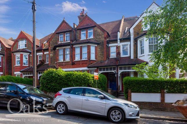 Thumbnail Flat to rent in Ashlake Road, London