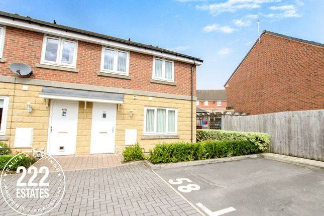 Thumbnail Maisonette for sale in Portland Road, Great Sankey, Warrington